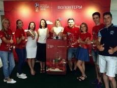 Саранские волонтёры станут частью телесериала «Дорога к мундиалю»