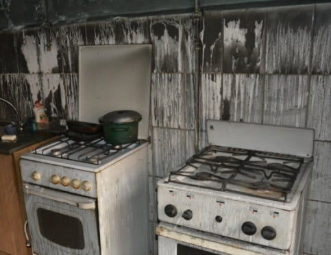 В Саранске пожарные спасли грудного ребенка от гибели в огне