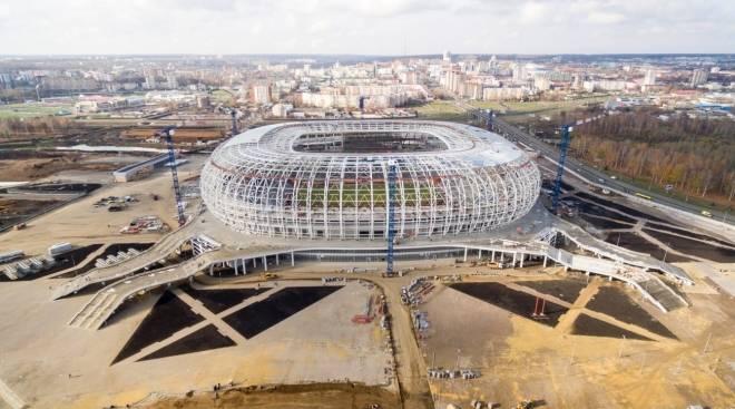 Перед ЧМ-2018 «Мордовия-Арена» пройдет тройное тестирование