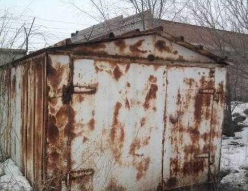 В Саранске демонтируют гаражи на месте будущего пожарно-спасательного центра