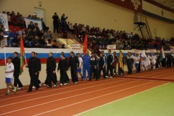 Мордовия принимает соревнования по мини-футболу среди региональных организаций «Динамо»