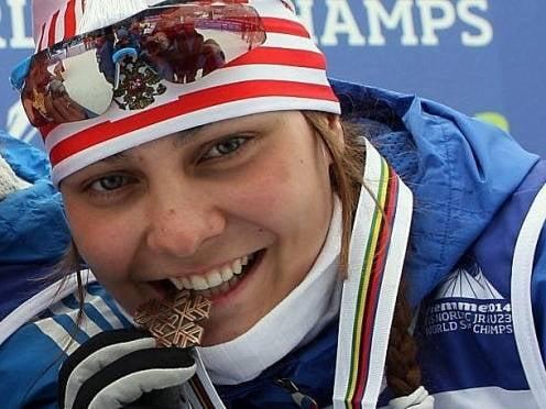 Мордовская лыжница — лидер всероссийского рейтинга