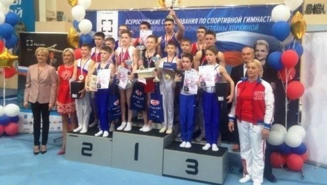 Саранские гимнасты привезли из Белгорода 16 наград