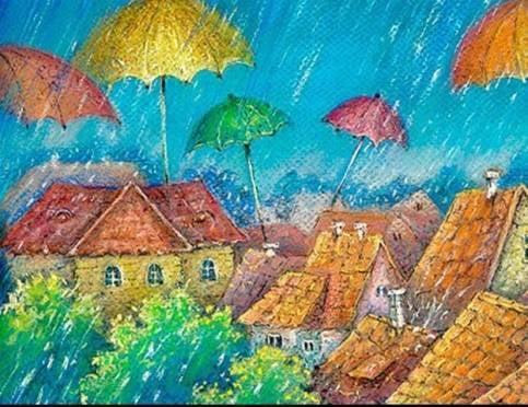 В выходные в Мордовии будет сыро и облачно