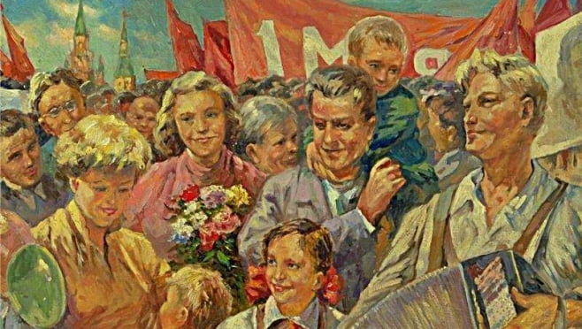 В день Первомая по Саранску пройдут колонны тружеников