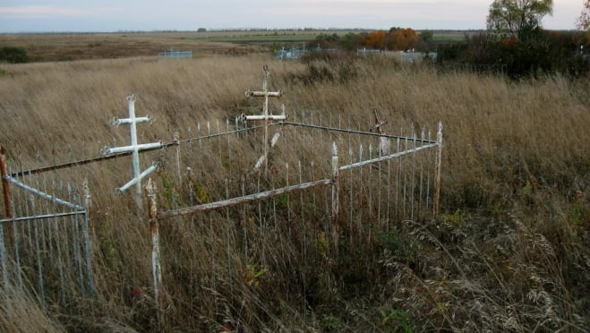 Десятки кладбищ в Мордовии оказались под угрозой захвата
