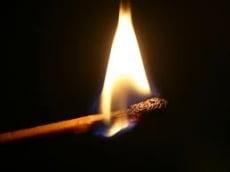 В Саранске семейная разборка закончилась поджогом