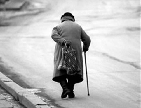 В Саранске автоледи наехала на пенсионерку