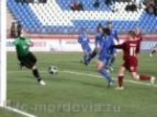Домашний матч «Мордовии» с «Жемчужиной-Сочи»: боевая ничья