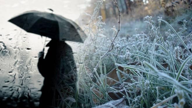 В Мордовии обещают заморозки и дожди