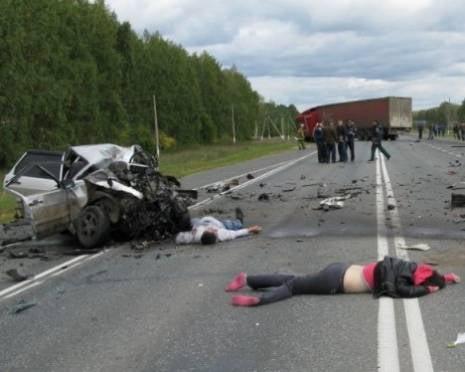 В Мордовии число погибших в ДТП за год возросло на 23%