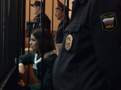 Суд Мордовии отказал Толоконниковой в досрочном освобождении