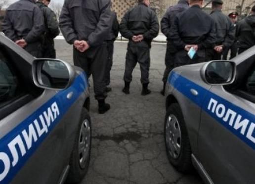Около 2 тысяч полицейских сегодня выйдут на улицы Саранска