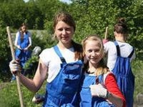В Мордовии наградили самого трудолюбивого подростка