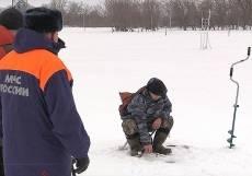 Рыбаков Мордовии не пугает тонкий лед