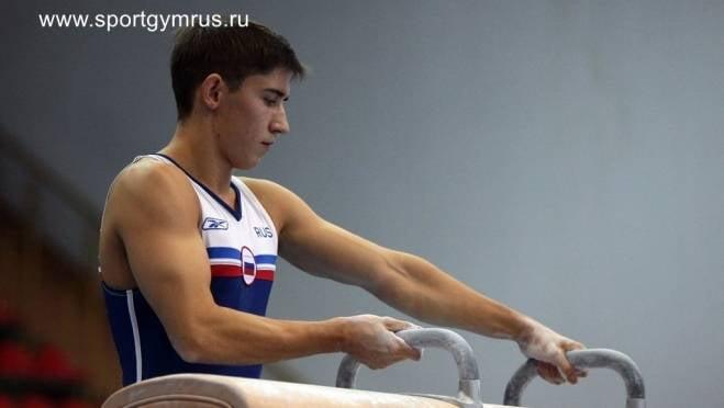 Мордовский гимнаст завоевал «золото» в Тбилиси