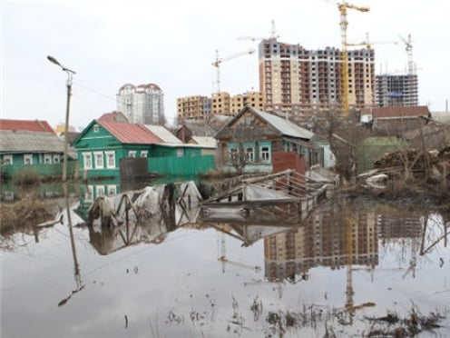 Власти Саранска не будут помогать пострадавшим от весеннего паводка