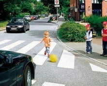ГИБДД: пешеходы в Мордовии забывают о собственной безопасности