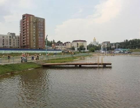 Водоём у стадиона «Старт» в Саранске «основательно почистят»