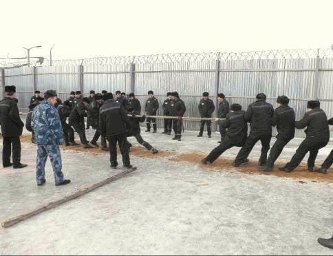 Заключенным Дубравлага Мордовии дали возможность самовыразиться