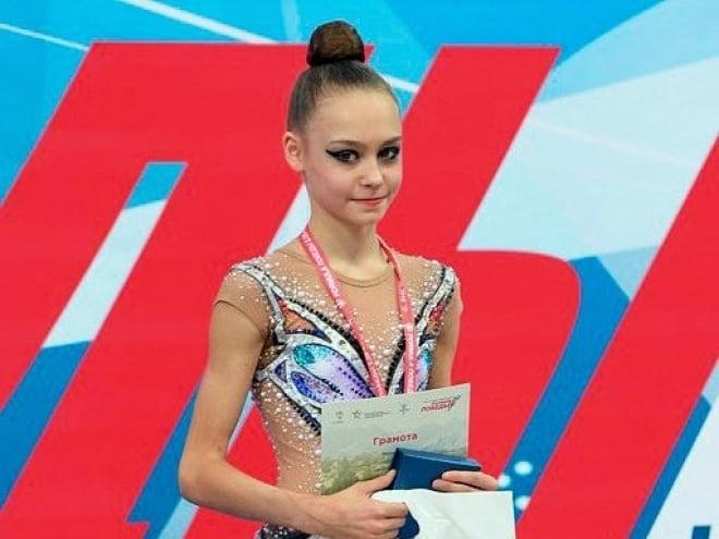 Юная гимнастка из Мордовии стала лучшей на «Формуле победы» в Сочи