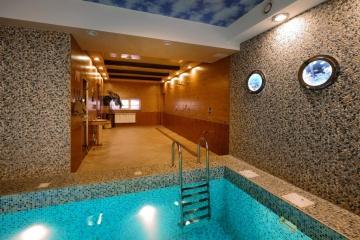 Морской номер - бассейн