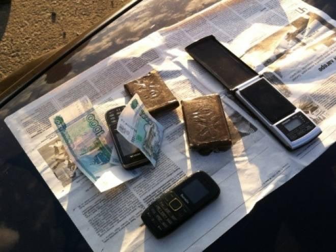 Крупная партия гашиша задержана в Мордовии