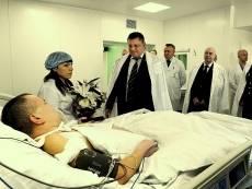 В Москве наградили раненого офицера из Мордовии