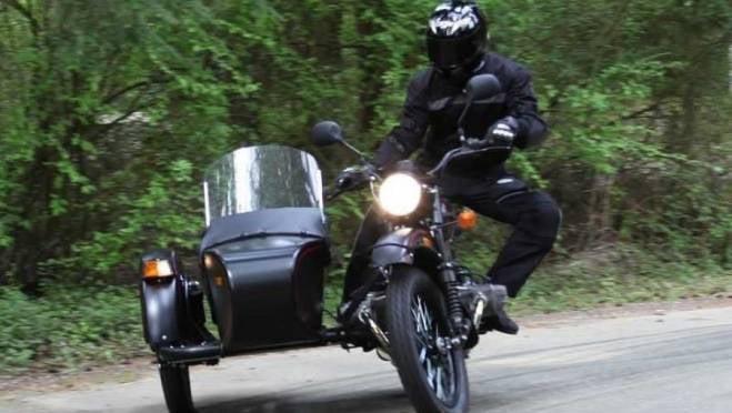 В Саранске пьяный байкер устроил ДТП с пострадавшим