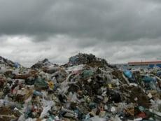 Главная «мусорка» Саранска угрожает благополучию горожан