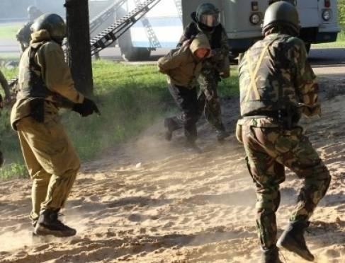 В Саранске проходят антитеррористические учения. Жителей просят не мешать