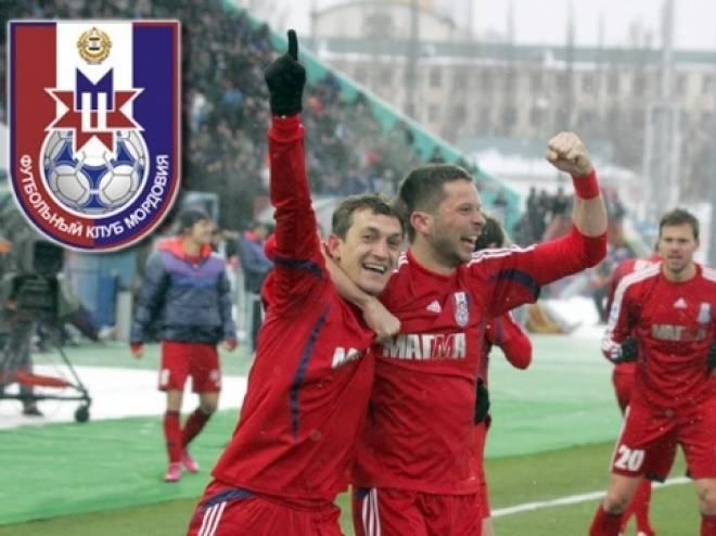 Фанаты могут назвать лучшего по их мнению игрока ФК «Мордовия»