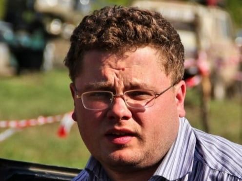 Павел Пономарев: оффроуд - это стиль жизни!