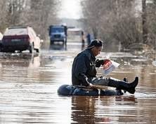 Мэрия Саранска: паводка не будет