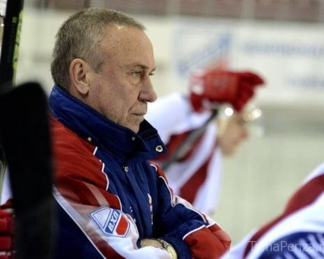 Юрий Воробьев: «Наша задача — быть в группе лидеров»