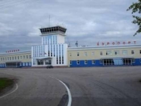 Имущество саранского аэропорта арестовали за долги