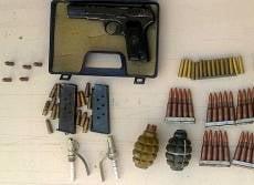 Житель Мордовии припрятал у себя дома гранаты