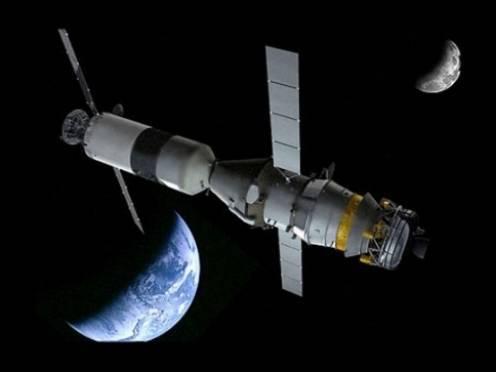 Космическая почта сегодня отмечает юбилей