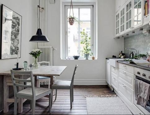 Кухня площадью 11 квадратов: рекомендации по оформлению