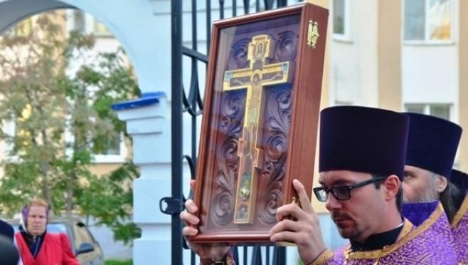 В Саранск прибудет величайшая святыня православия