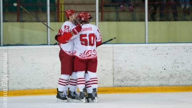 Хоккейная «Мордовия» проиграла «Ростову»