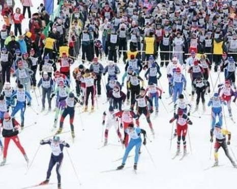 Проведению «Лыжни России-2012» в столице Мордовии может помешать только мороз