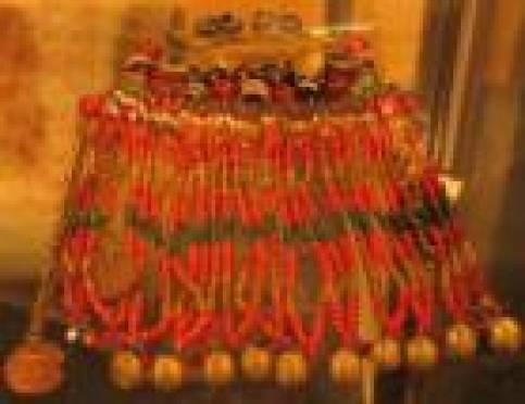 В Саранске открылась выставка работ из бисера