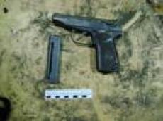 С начала года оперативники Мордовии обнаружили 2 арсенала оружия, принадлежавшего группировке «Юго-Запад»