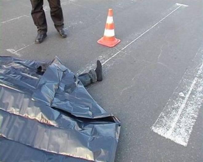 В Саранске неизвестный водитель насмерть сбил пешехода и скрылся