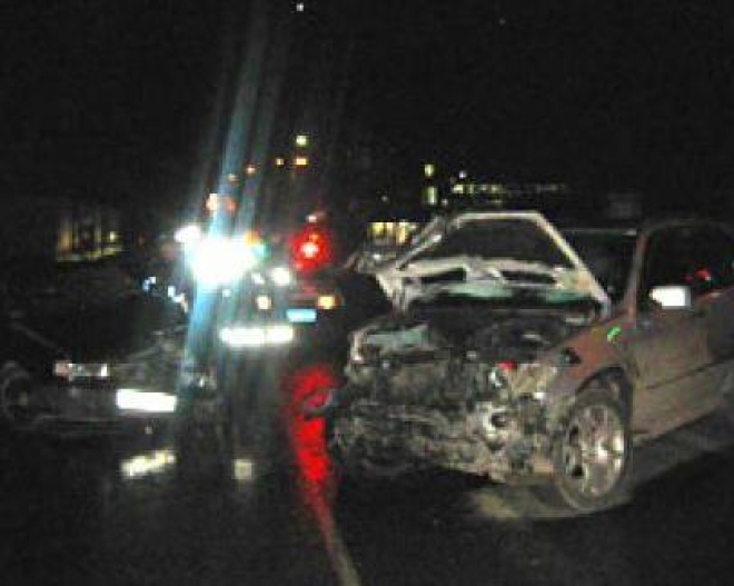 В Мордовии в ДТП на федеральной трассе пострадали пять человек