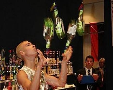 В Саранске состоятся состязания барменов