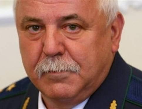 Валерий Мачинский освобожден от должности прокурора Мордовии
