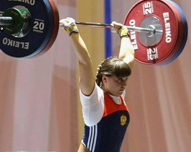 Наталья Гришина подняла «золото» зонального первенства