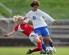Женская футбольная команда «Мордовочка» готовится к Кубку России и Чемпионату страны
